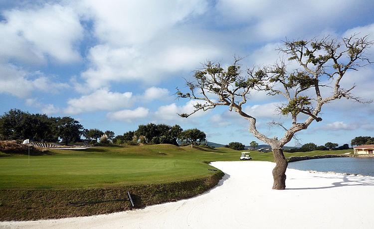 San Roque New Golf Club, Costa del Sol, Spanien