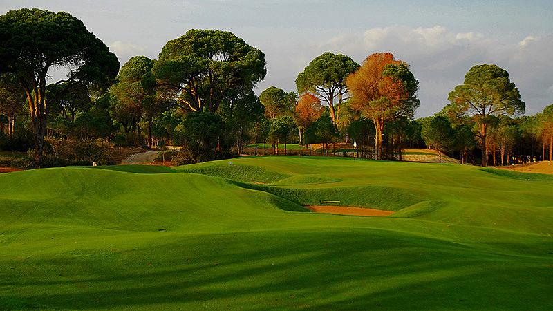Sueno Golf Club / Golfreisen Türkei