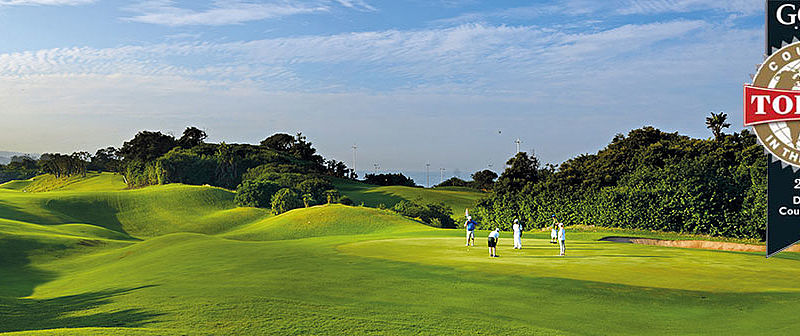 Durban Country Club Beachwood Course / Golfreisen Südafrika