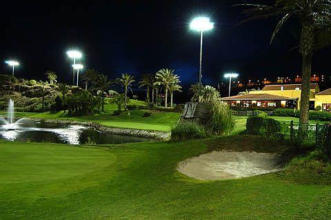 Oasis Golf auf Gran Canaria, Kanarische Inseln, Spanien