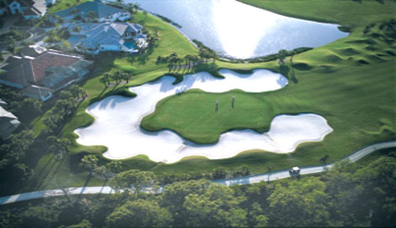 Pelicans Marsh Golf Club bei North Naples / Golfreisen Florida