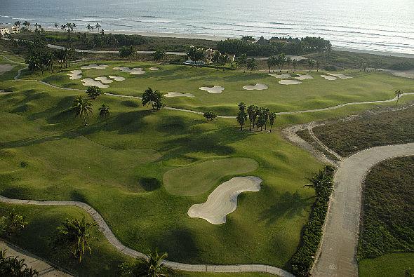 Tres Vidas Golf Club / Golfreisen Mexiko