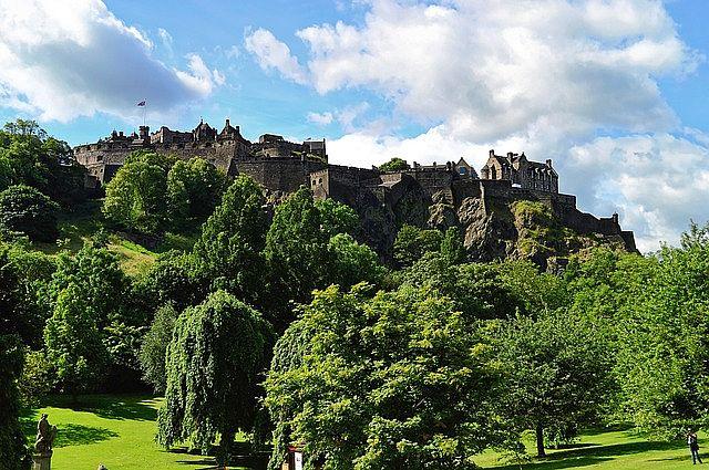 City-Golfreisen nach Edinburgh – Castle