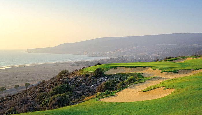 Tazegzout Golf Agadir / Golfreisen Marokko