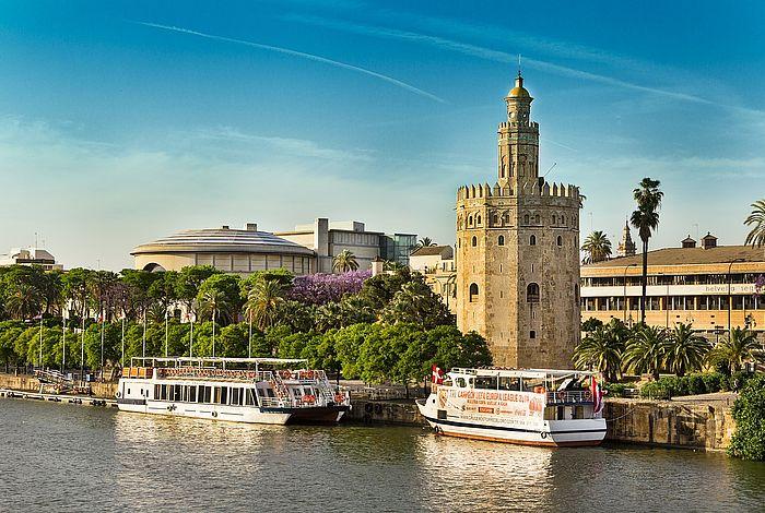 City-Golfreise nach Sevilla, Spanien