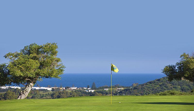 Estepona Golf, Costa del Sol, Spanien