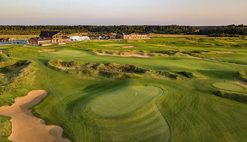 Gorki Golf Club, St. Petersburg / Golfreisen Russland