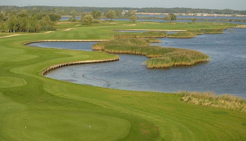 City-Golfreisen nach Riga – Ozo Golf Club
