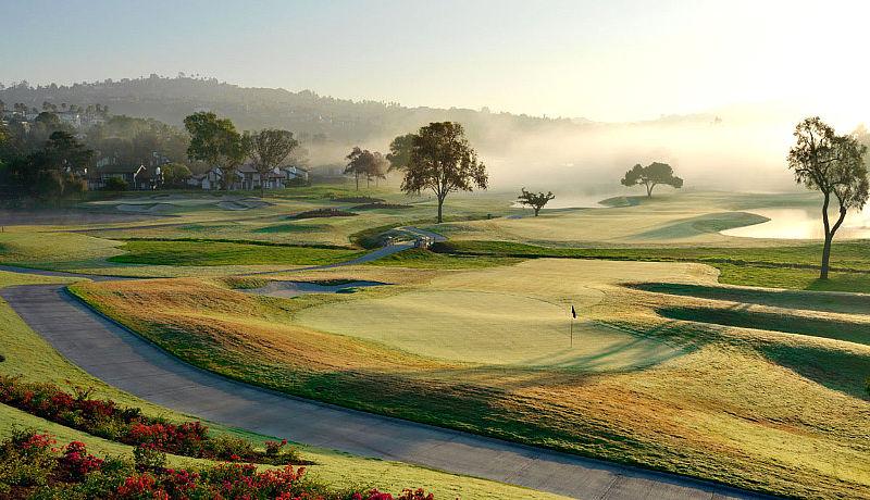 La Costa Golf nähe San Diego / Golfreisen Kalifornien