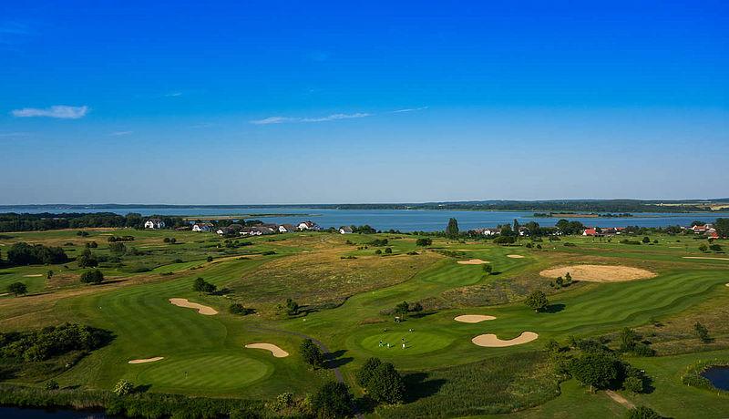 Golfclub Balmer See-Insel Usedom auf der Insel Usedom, Deutschland