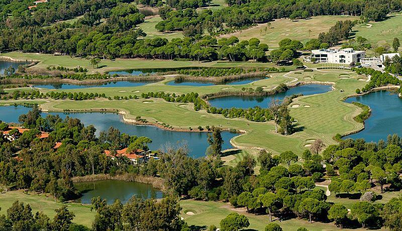 Antalya Golf Club / Golfreisen Türkei