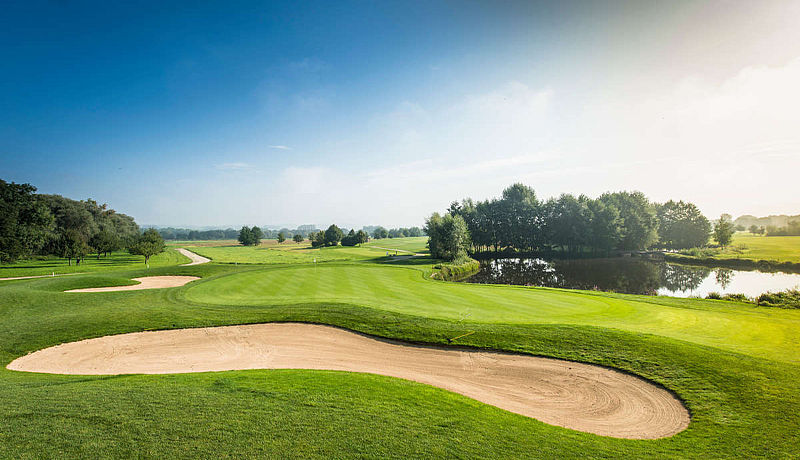Bad Griesbach Beckenbauer Golf / Golfreisen Deutschland