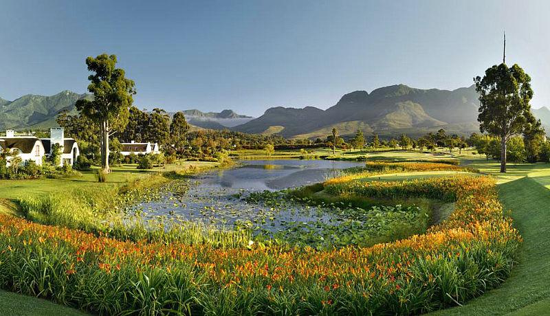 The Outeniqua Course at Fancourt / Golfreisen Südafrika