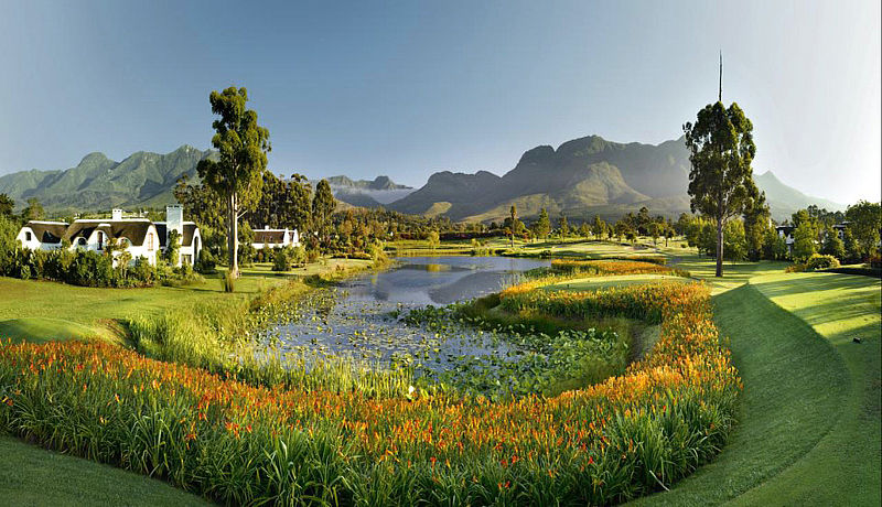 The Outeniqua Course at Fancourt / Golfreisen Südafrika