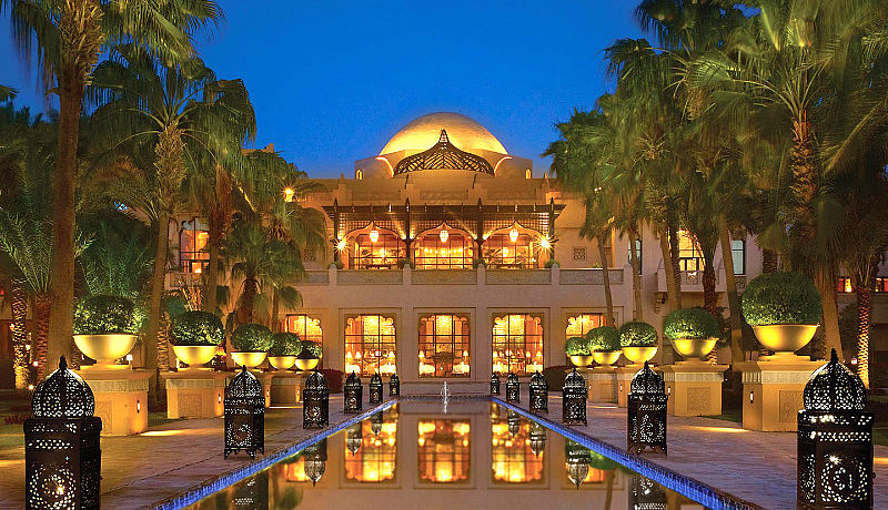 The Palace One and Only Royal Mirage / Golfreisen Dubai