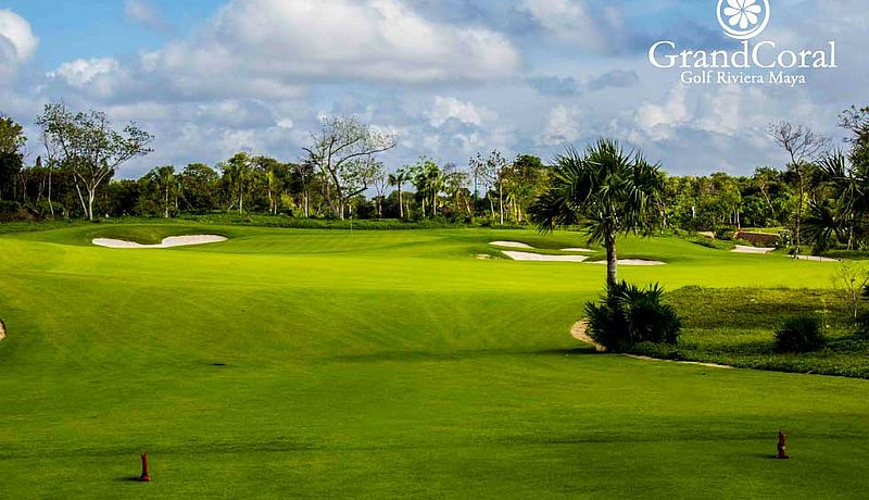 Grand Coral Golf Course Riviera Maya / Golfreisen Mexiko