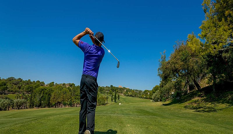 Real Club de Golf Campoamor, Costa Blanca, Spanien
