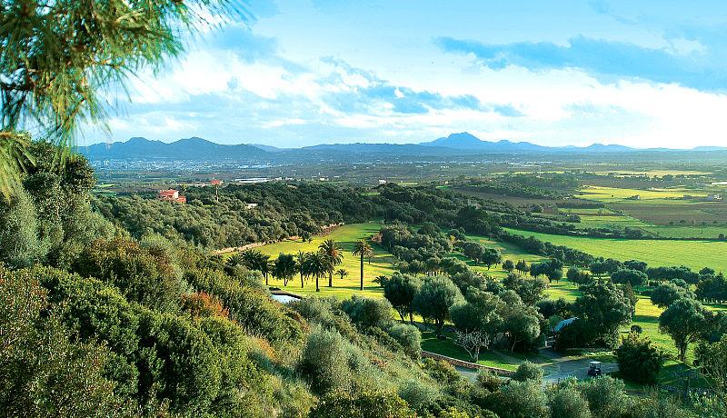 Reserva Rotana Golf auf Mallorca, Balearen, Spanien