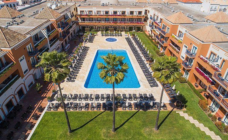 Vila Galé Tavira / Golfreisen Algarve