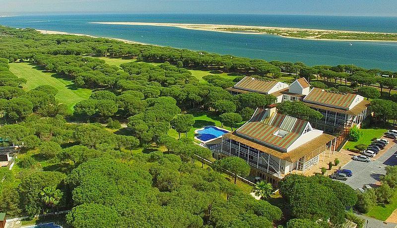 Nuevo Portil Golf Hotel, Costa de la Luz / Golfreisen Spanien