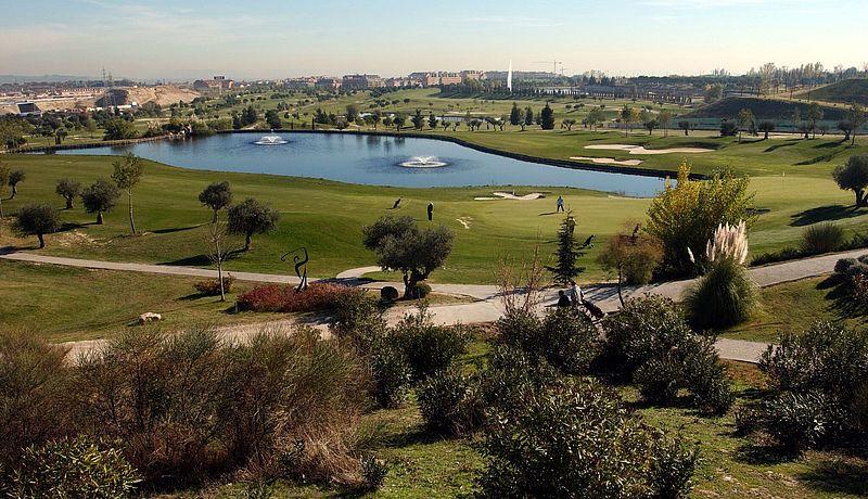City-Golfreisen nach Madrid – Club de Golf Olivar de la Hinojosa