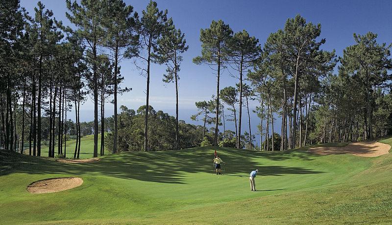 Palheiro Golf / Golfreisen Madeira