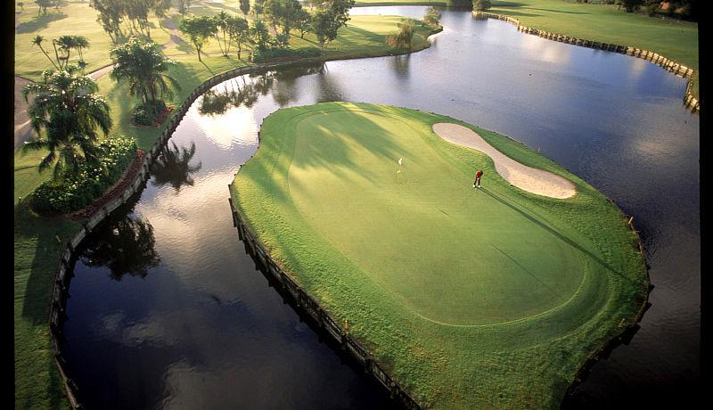 Turnberry Isle Resort & Club bei Miami / Golfreisen Florida