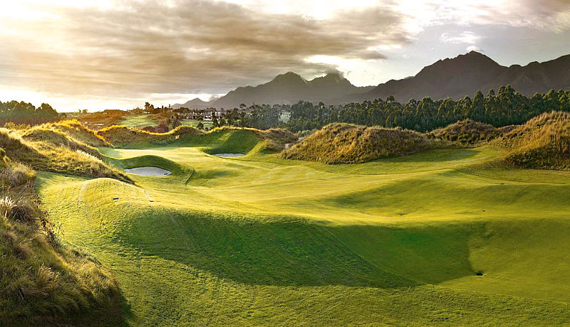 The Links Course at Fancourt / Golfreisen Südafrika