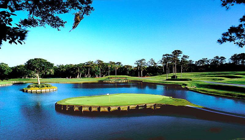 TPC Sawgrass bei Jacksonville / Golfreisen Florida