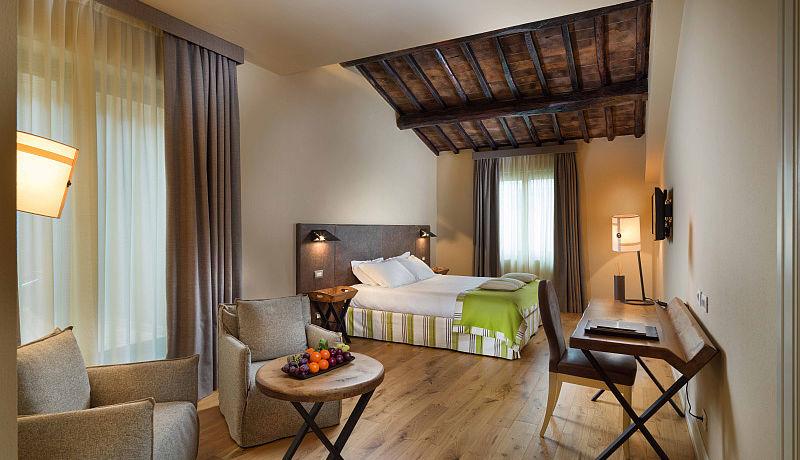 Suite im Hotel La Tabaccaia, Toskana / Golfreisen Italien