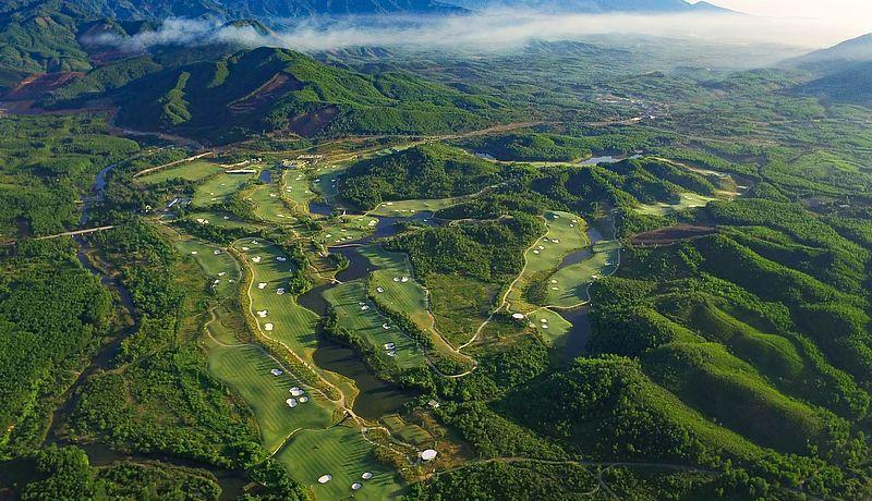 Ba Na Hills Golf Club / Golfreisen Vietnam