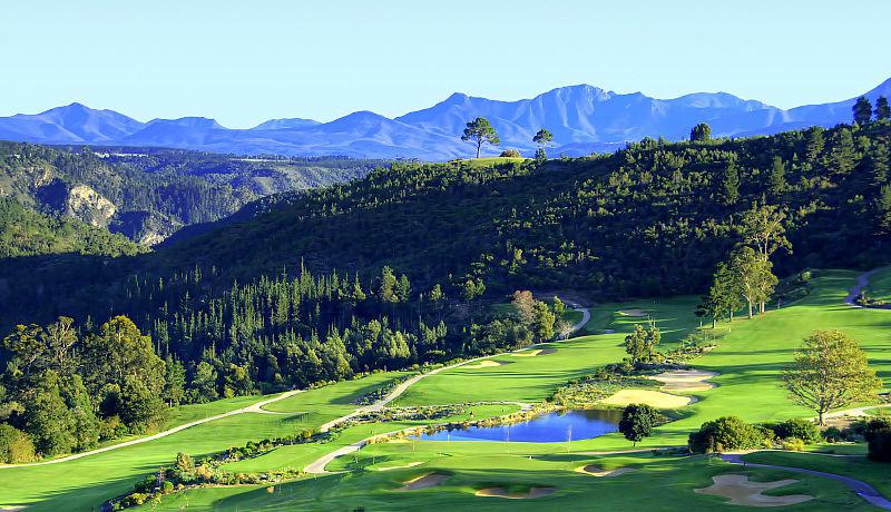 Simola Golf Course / Golfreisen Südafrika