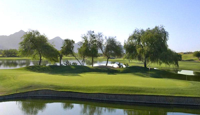 TPC Golf at Scottsdale bei Phoenix / Golfreisen Arizona