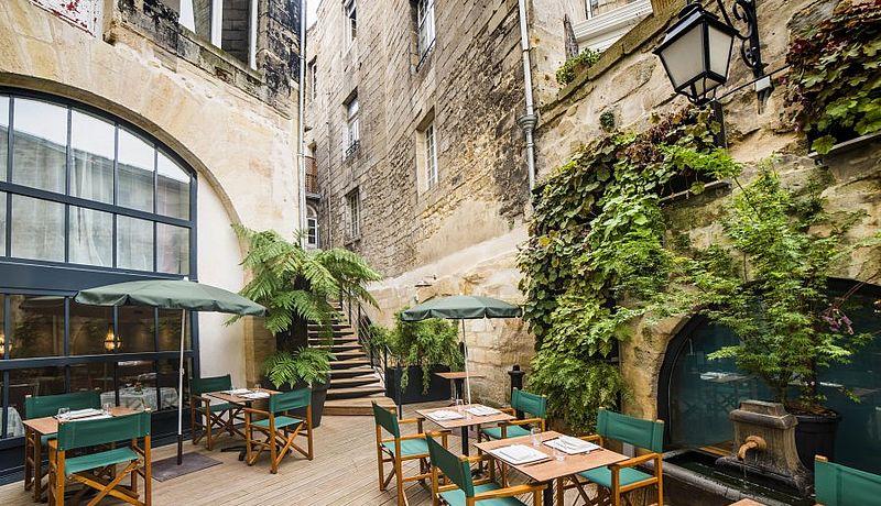 City-Golfreisen nach Bordeaux – Hotel Vatel