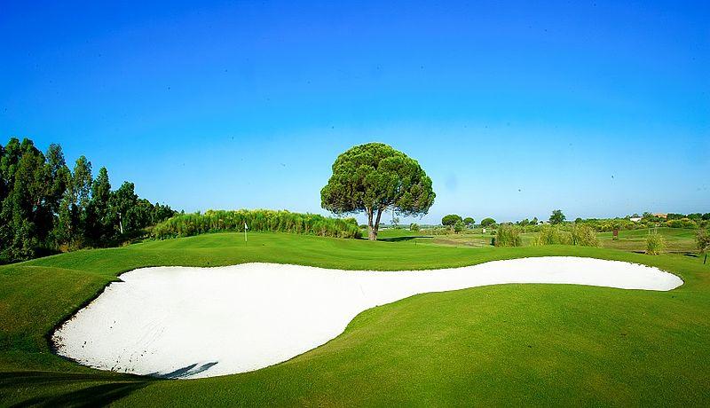 La Estancia Golf, Costa de la Luz, Spanien