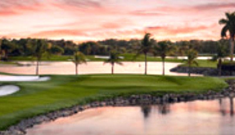 Lely Resort nähe Naples / Golfreisen Florida