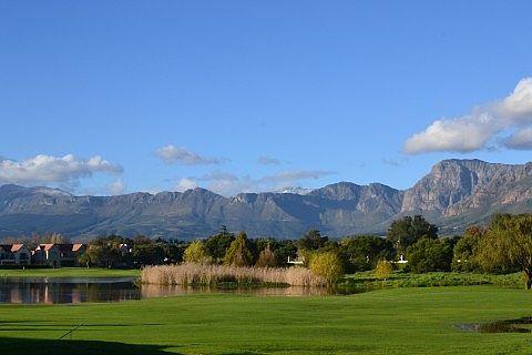 Paarl Golf Club / Golfreisen Südafrika