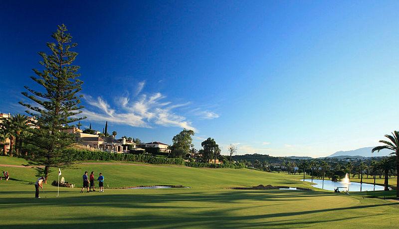 Los Naranjos Golf Club, Costa del Sol, Spanien