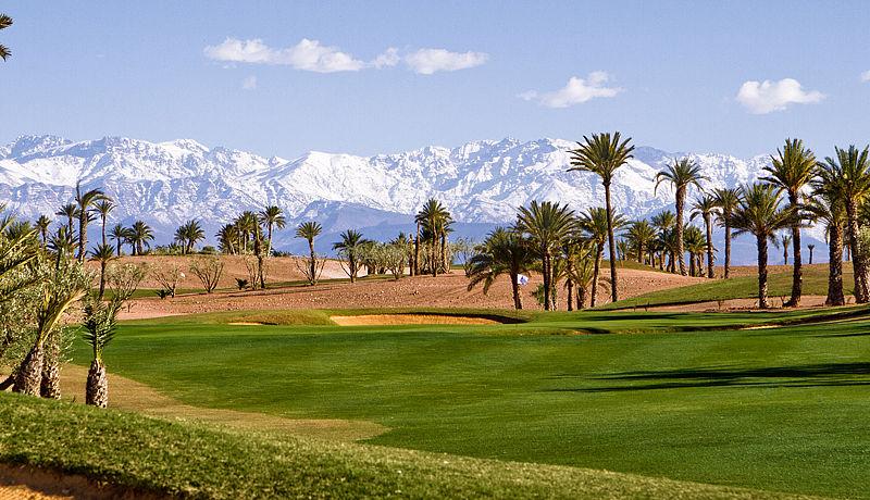 Assoufid Golf Club / Golfreisen Marokko