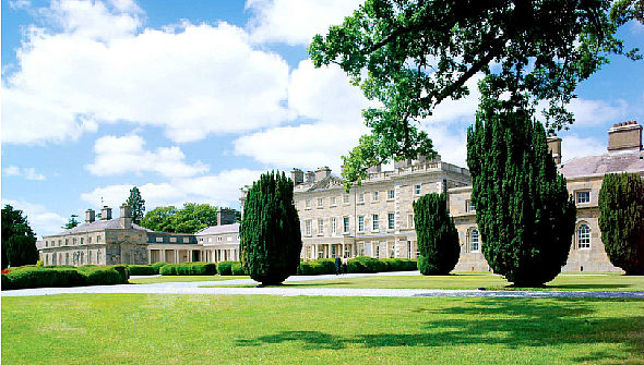 Carton House / Golfreisen Irland