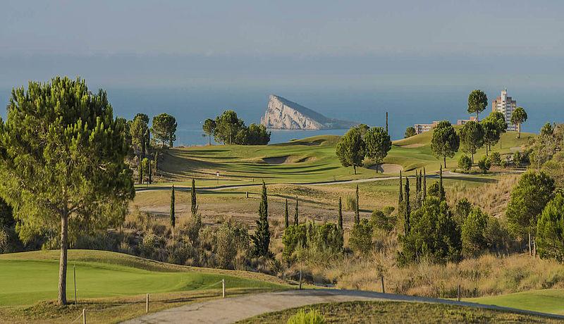 Villaitana Golf, Costa Blanca, Spanien