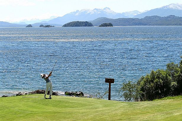 Llao Llao Golf Course in Argentinien