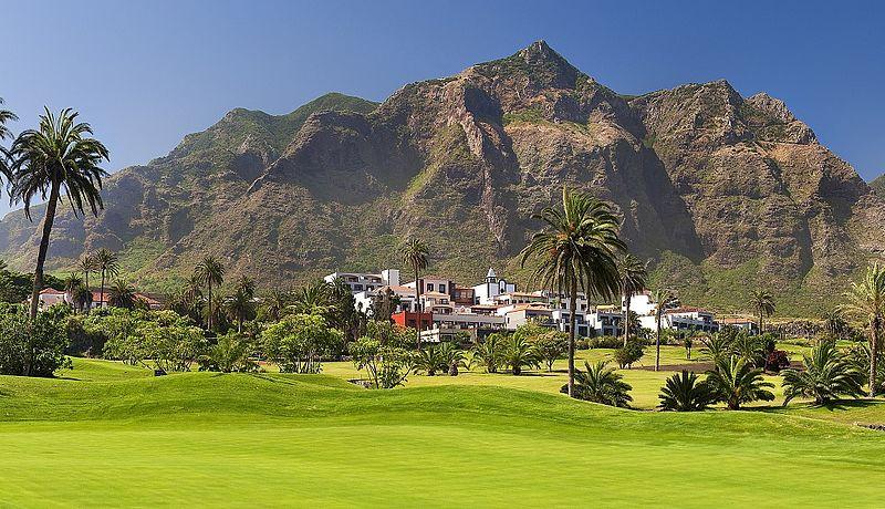 Meliá Hacienda del Conde / Golfreisen Teneriffa