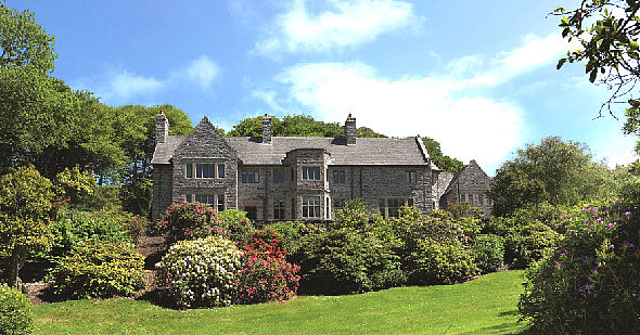 Ard na Sidhe Country House / Golfreisen Irland