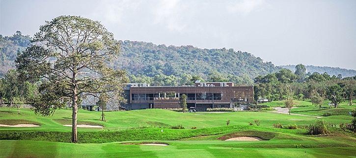 Siam Country Club Waterside Course / Golfreisen Thailand