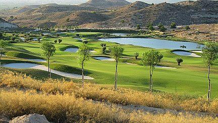 Font del Llop Golf, Costa Blanca, Spanien