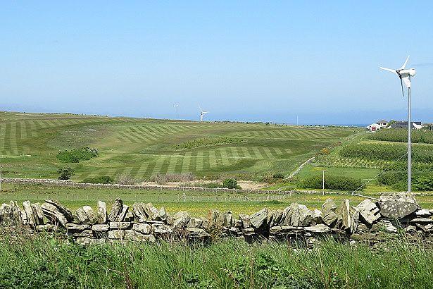Orkney Golf Club in Schottland