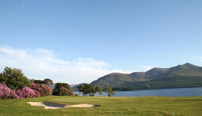 Mahony's Point at Killarney Golf & Fishing Club / Golfreisen Irland