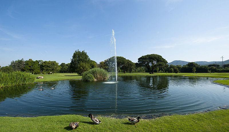 Club de Golf Costa Brava, Costa Brava, Spanien