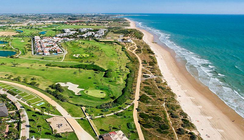 Costa Ballena Golf Club, Costa de la Luz, Spanien